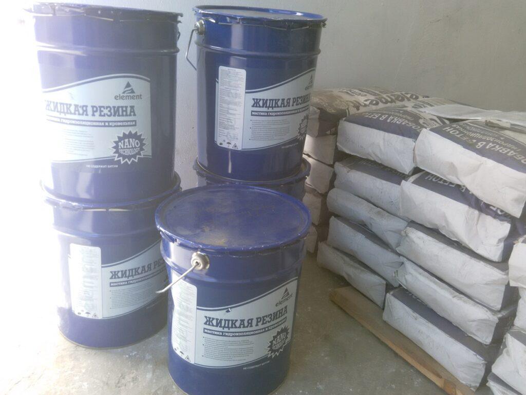 Жидкая резина, мастика Элемент купить в Севастополе